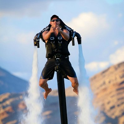 We want YOU to come fly a jetpack!