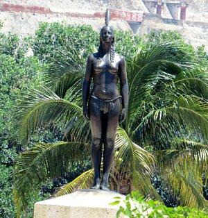 India Catalina - Cartagena
