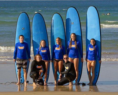 After Surf shot