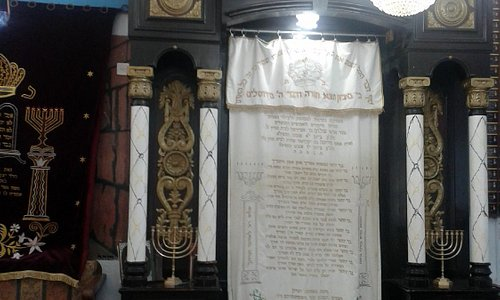 Abuhav Synagogue - Torah Ark