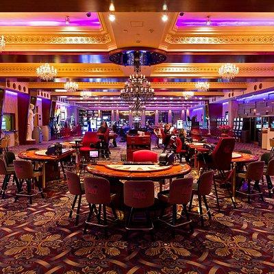 Casino main floor