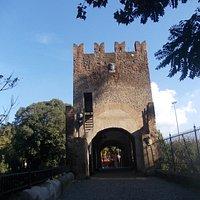 ponte nomentano - torretta medievale 3