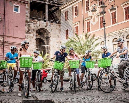 San Pancrazio Tower - Electric Bike Tour