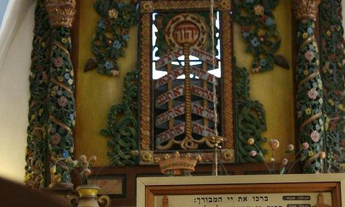 The Ashkenazi HaAri Synagogue - The Torah Ark