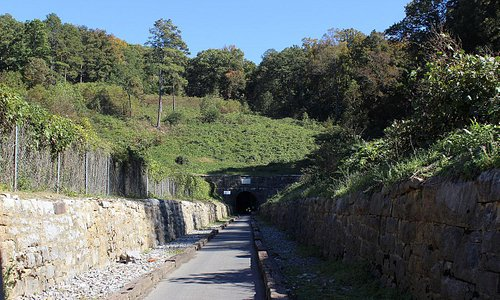 Entrance to Tunnel
