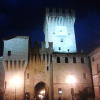 Il Torrione by night