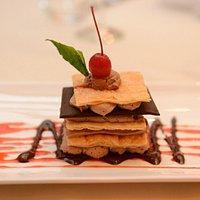 The Palms - dessert