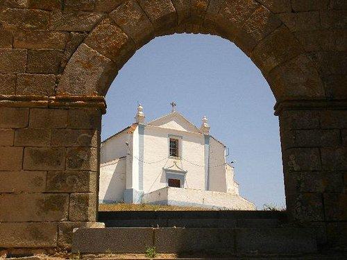 Igreja do Salvador (Foto ACampeão)