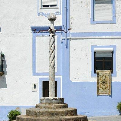 Pelourinho de Arraiolos (Foto: ACampeão)