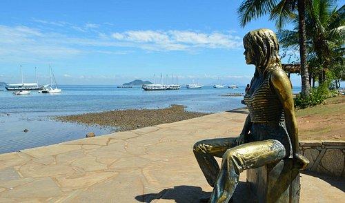 Estátua Brigitte Bardot