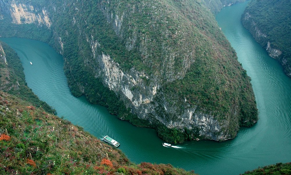 Gorgeous Yangtze Three Gorges