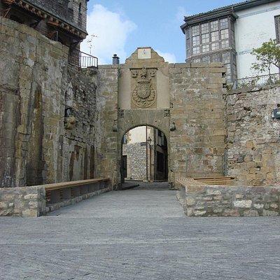 Calle Mayor Hondarribia