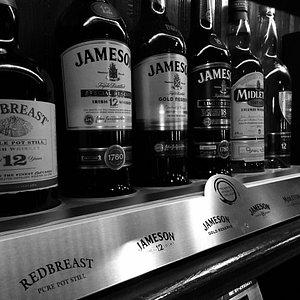 Great whiskeys