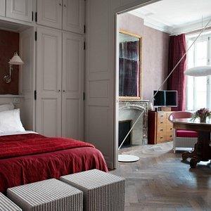 Suite Ocre Rouge