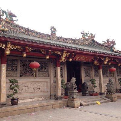 安海龍山寺
