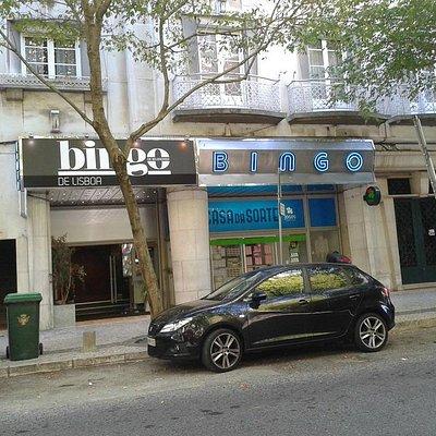 Bingo abre às 15 horas com 100 euros de prêmio
