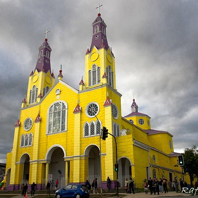 Iglesia San Francisco!!
