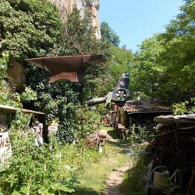 le jardin :)