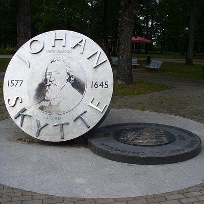 monumento a Johan Skytte