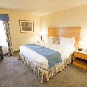 The Luxury One Bedroom Suite at the Ocean Key Resort