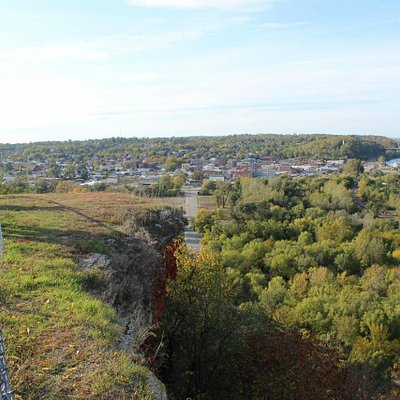 Lovers Leap, Hannibal, MO, Oct 2013