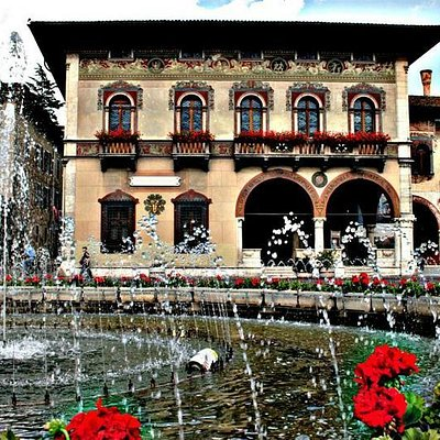 Piazza Rosmini a Rovereto