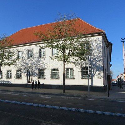 Ludwigsburg Museum - Aussenansicht