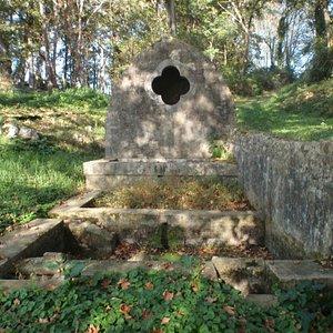 La fontaine de Laguette