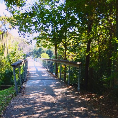 Tammany Trace Trail