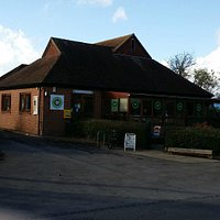 Part of the Chinnor Community Centre