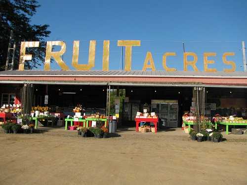 We have lots of fresh fruits and vegetables from our Local friends and neighbors