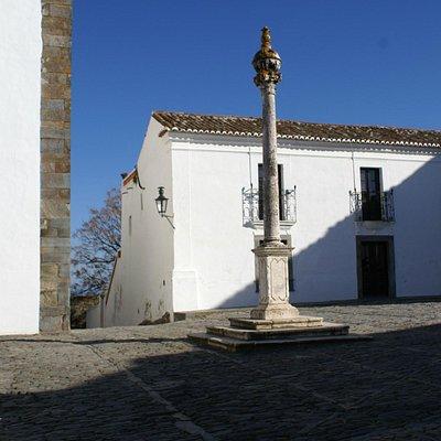 Pelourinho de Monsaraz (Foto: ACampeão)