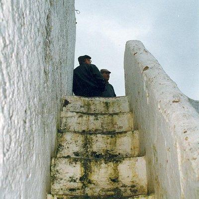 Cisterna e Terraço da Cisterna (Foto: ACampeão)