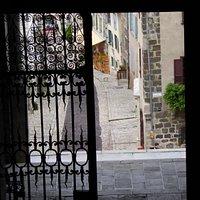 Porte de la cathédrale du Puy-en-Velay