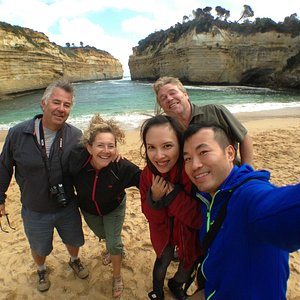 Loch Ard Gorge with Terence's super clip on lens!