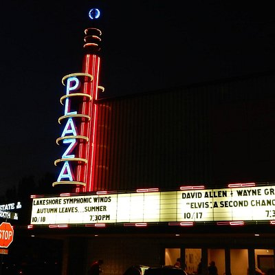 The Plaza Theatre - movies and live performances