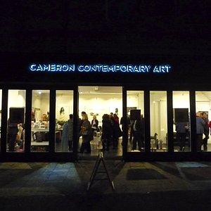 Cameron Contemporary Art in Hove