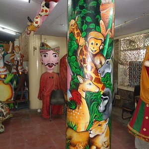 Paper Crafts Room