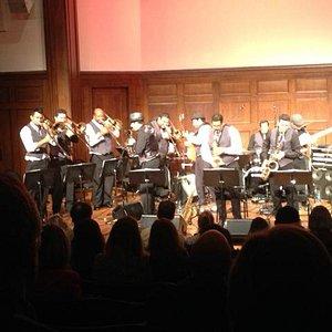 Big Finale for SpokFrevo Orquestra