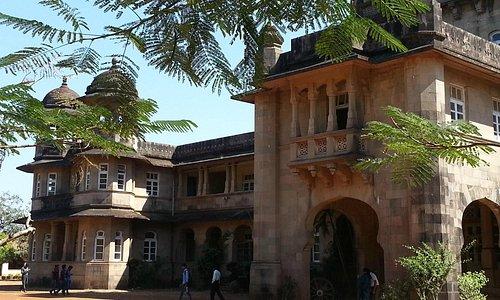 Jaivilas Palace, Jawhar