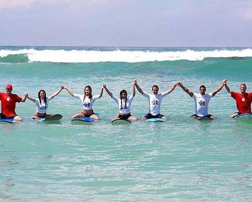 école de Surf Française à Bali