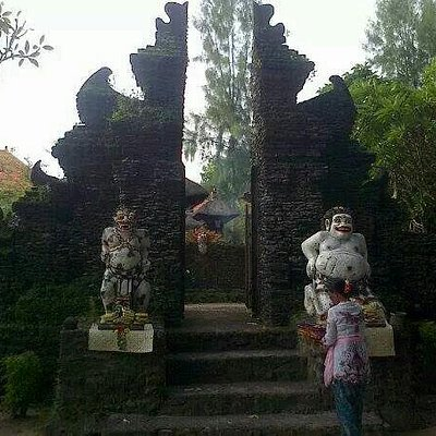 Old Temple ....