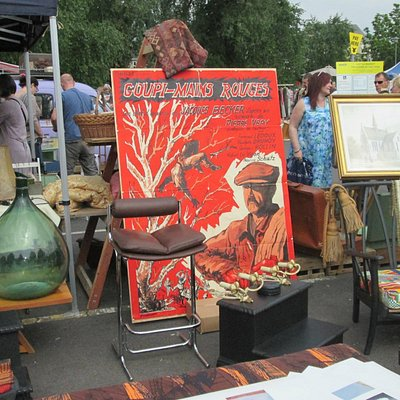 vintage stalls