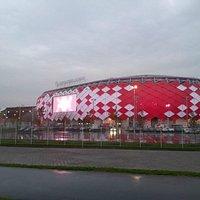Отличный стадион