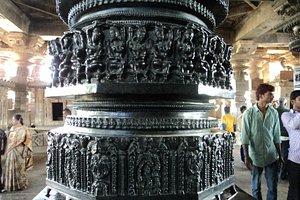 Sculpture @ Ramappa Temple