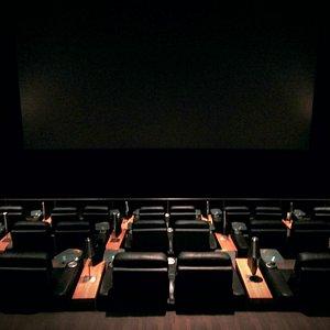 The seats at screen 5