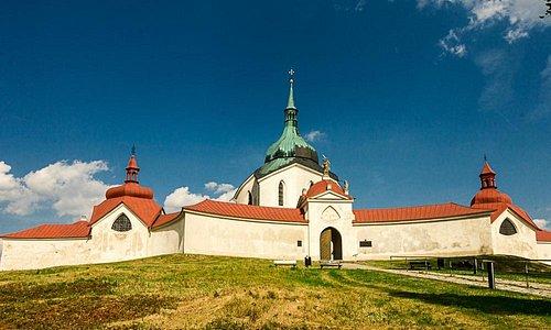 Паломническая церковь Яна Непомуцкого на Зеленой горе
