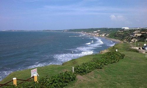 hermosa vista al mar