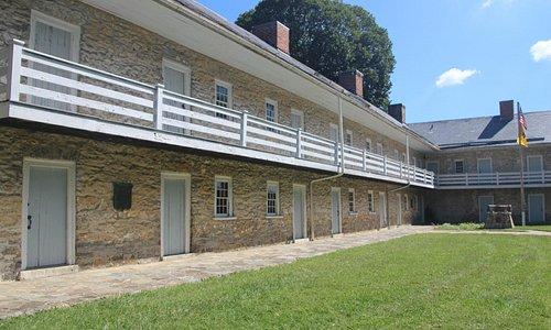 Hessian Barracks - Frederick, MD