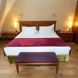 The Suite at the NH Palacio de Vigo